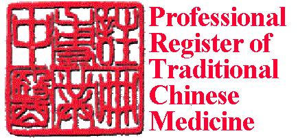 Professional Register of Traditional Chinese Medicine